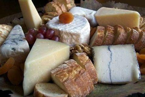 International Cheese Platter
