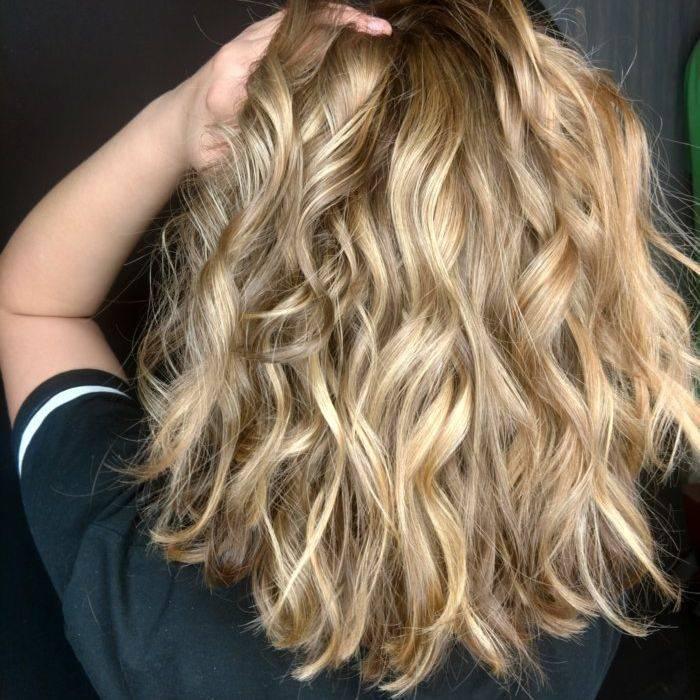 Natural blonde olaplex certified charlotte salons blonding specialist