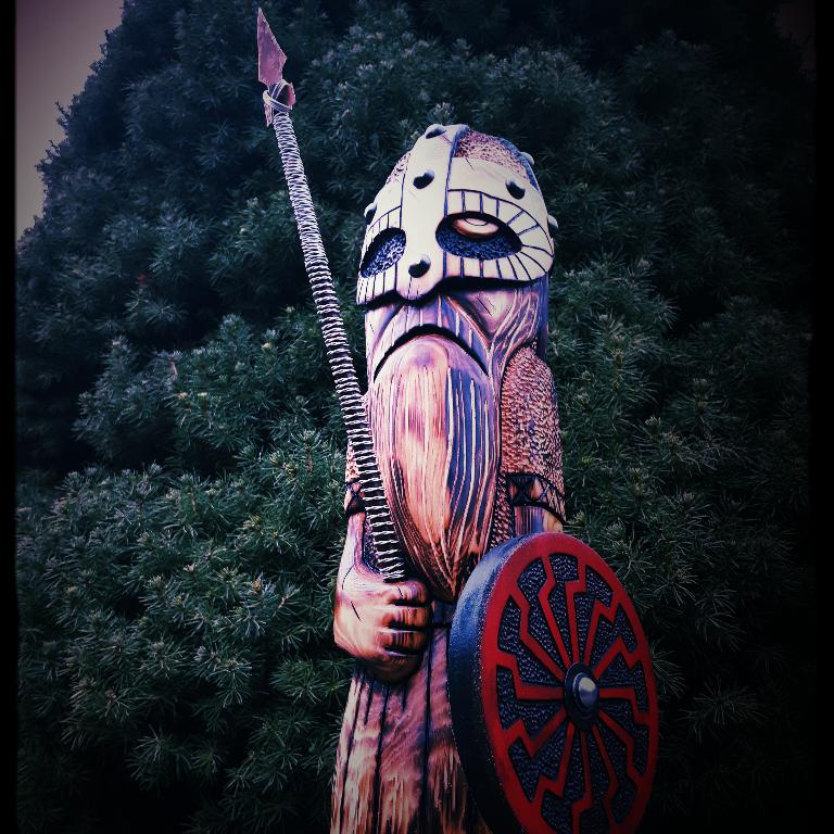 Hail Odin Viking
