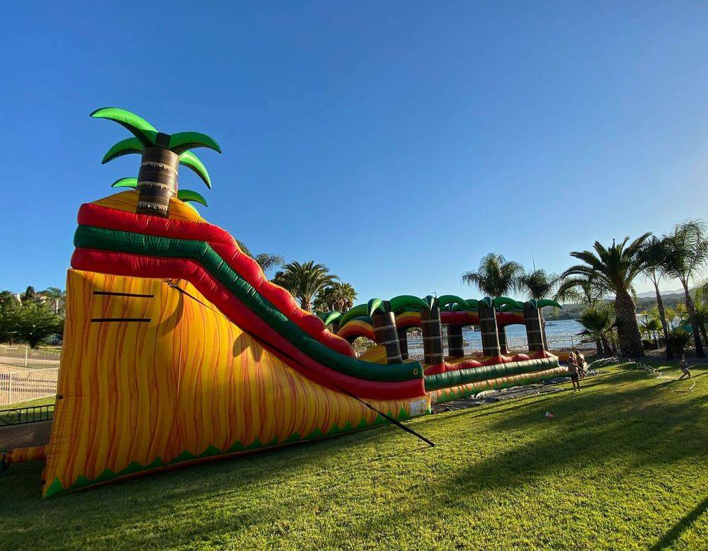 water slide jumper rental near me Menifee Canyon Lake CA, Moreno Valley party rentals Beaumont Yucaipa bounce house for rent Perris Orangecrest Woocrest Paludis Jumpers