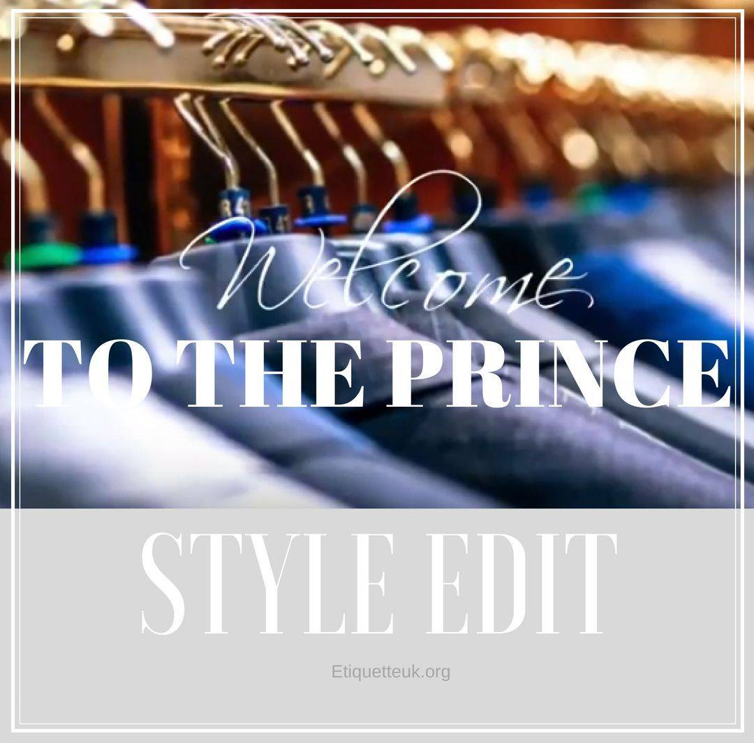 PRINCE HARRY OUTFITS