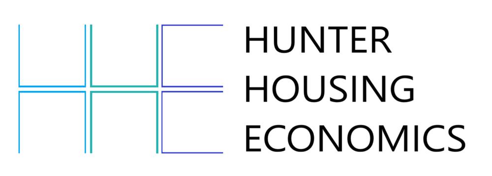 Hunter Housing Economics