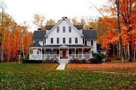 Autumn Wedding Venues In Vermont