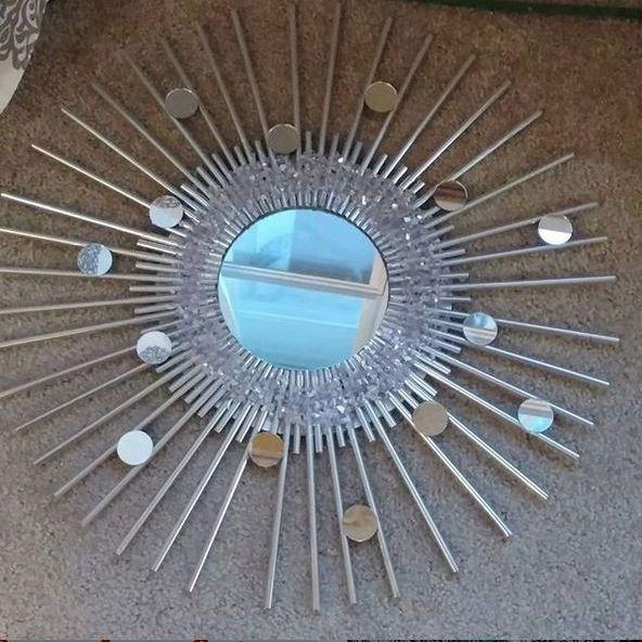 Sun Dial Mirror