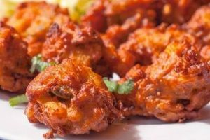 This is ARista's Chicken Pakoras