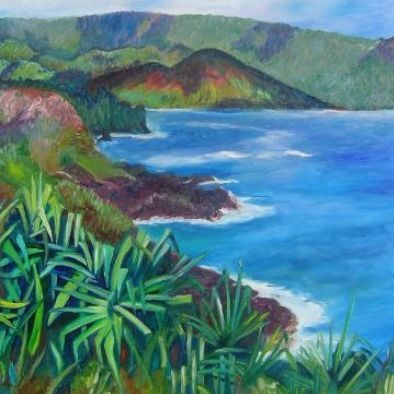 Hawaii painting