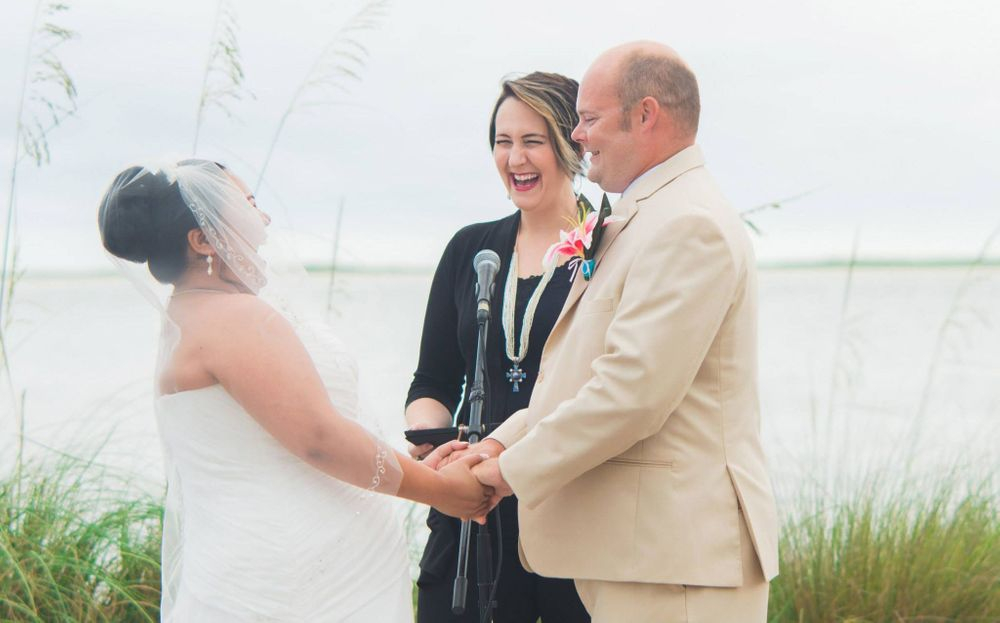wedding, officiant, minister, ordained