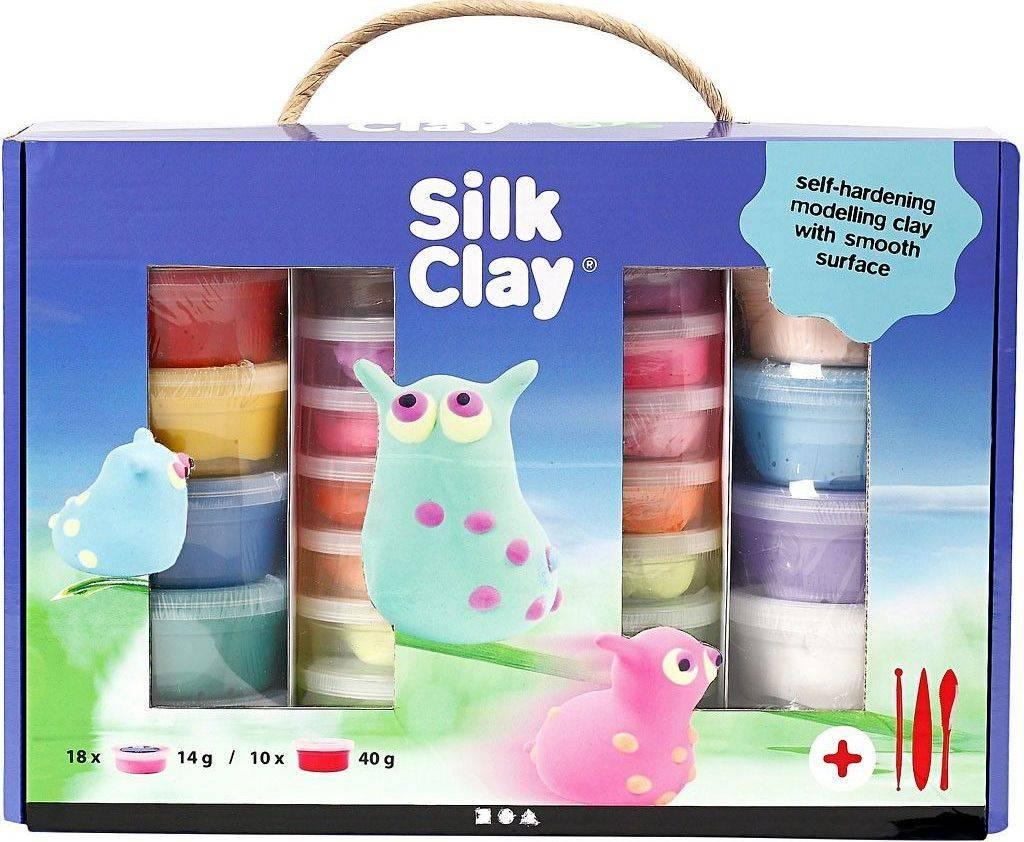 Silk Clay Party Set