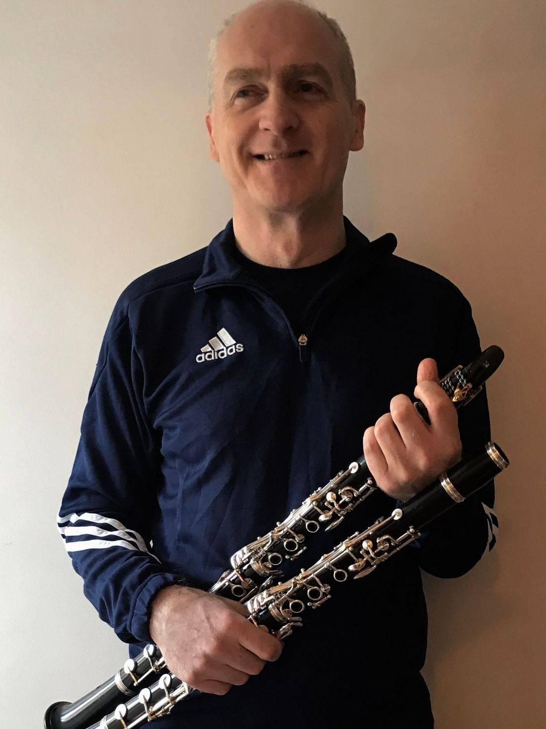 Kevin Hurst Professional Clarinettist