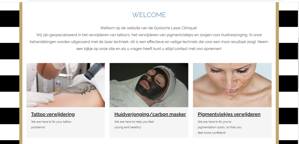 Website gooischelaserclinique