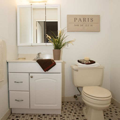 Condo Staging - Bathroom