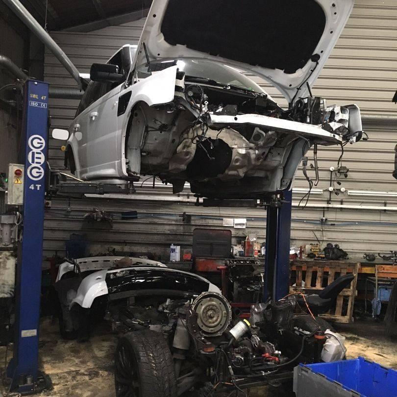 Engine rebuilding London
