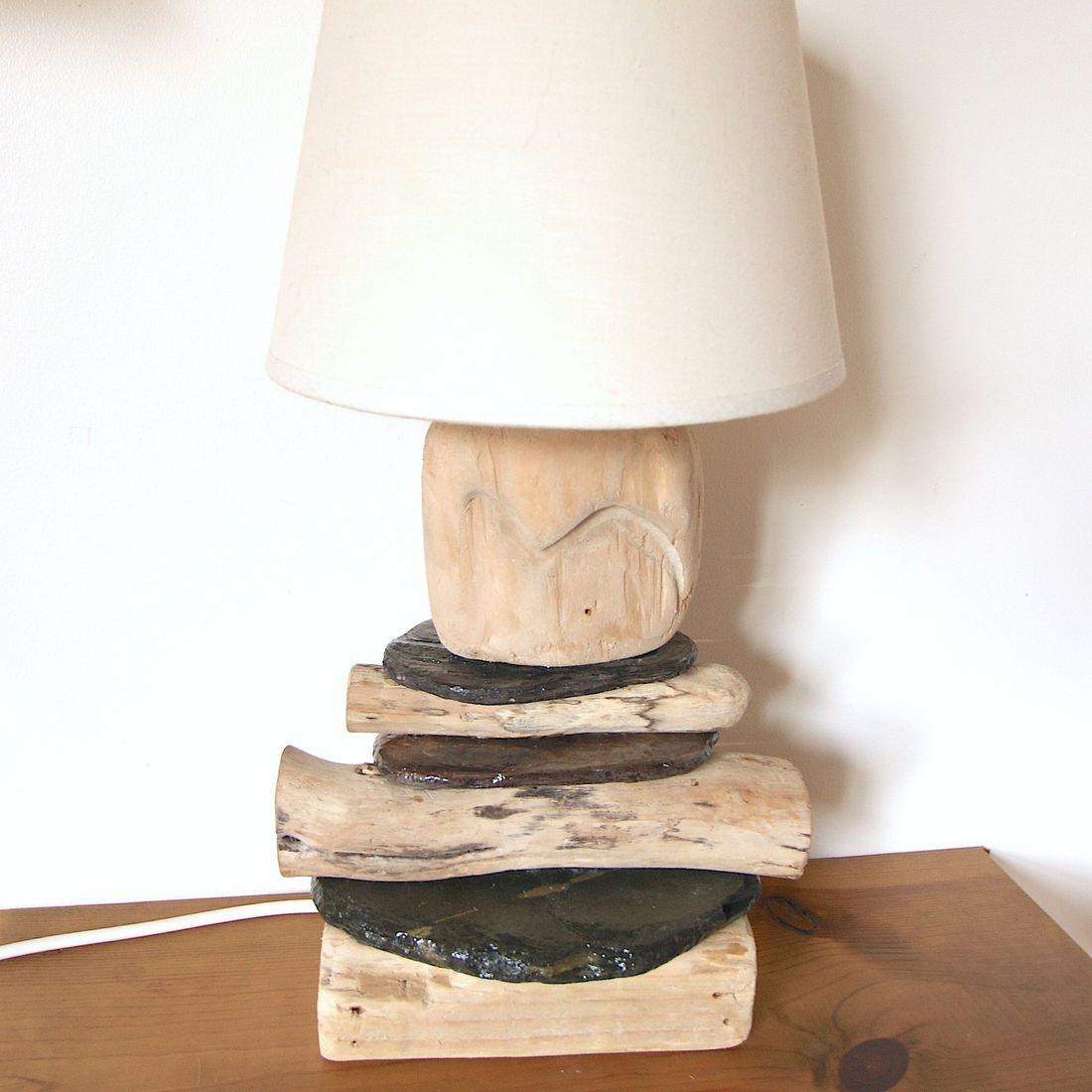 Driftwood Lamp 8