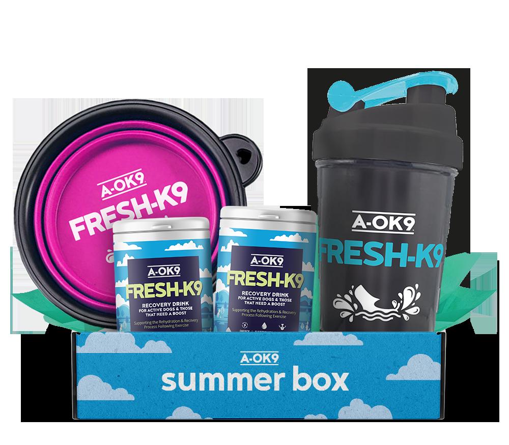 A-OK9 Summer Box Fresh-K9