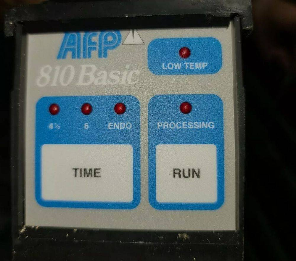 AFP Dent-X 810Basic Control Box