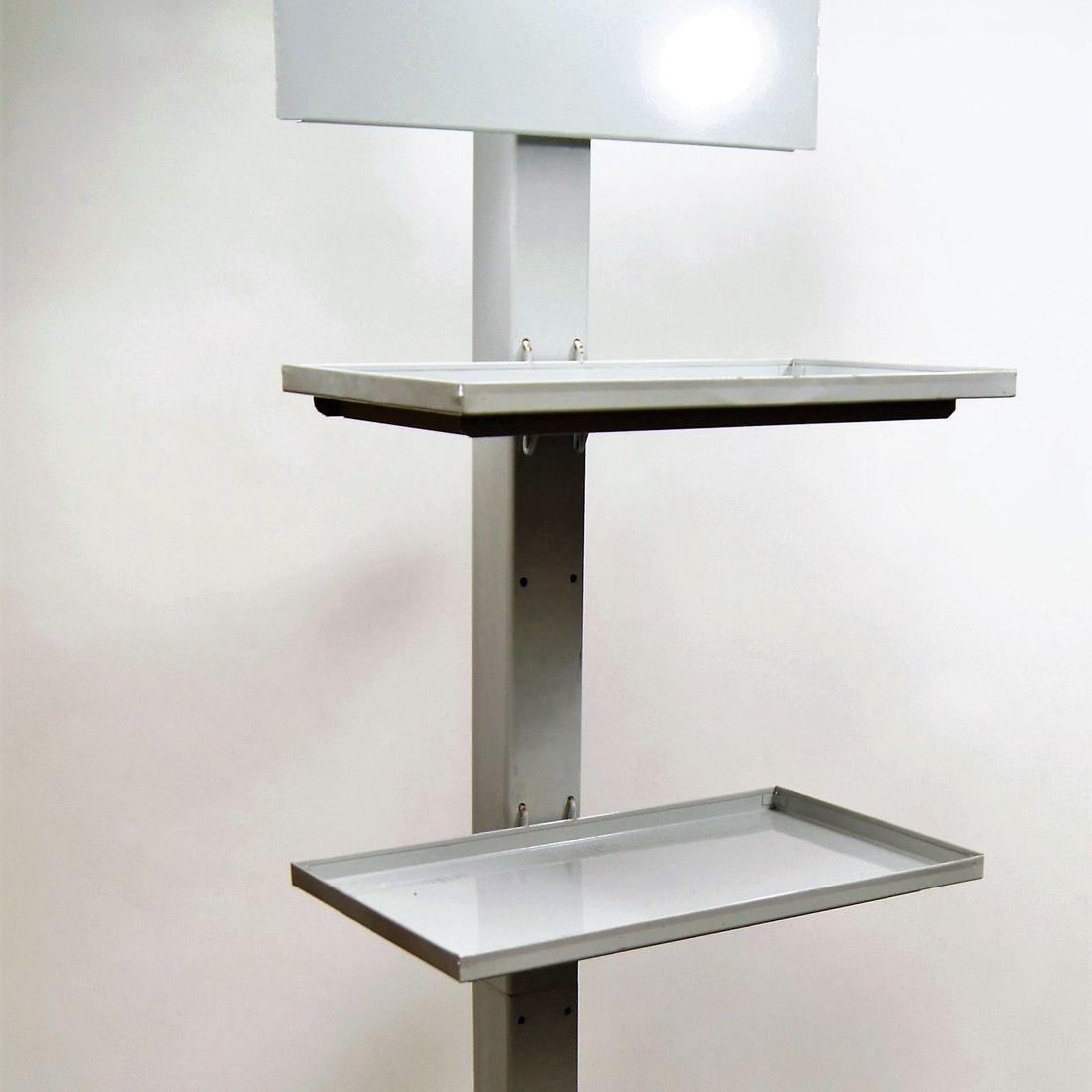 Sheet Metal Display Rack