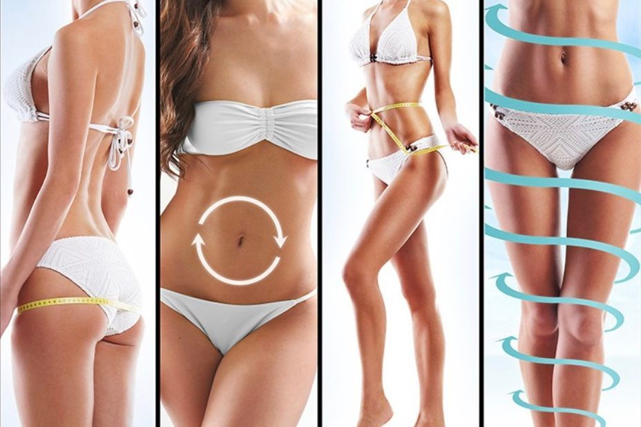 body contouring booty lift skin tightening radio-frequency
