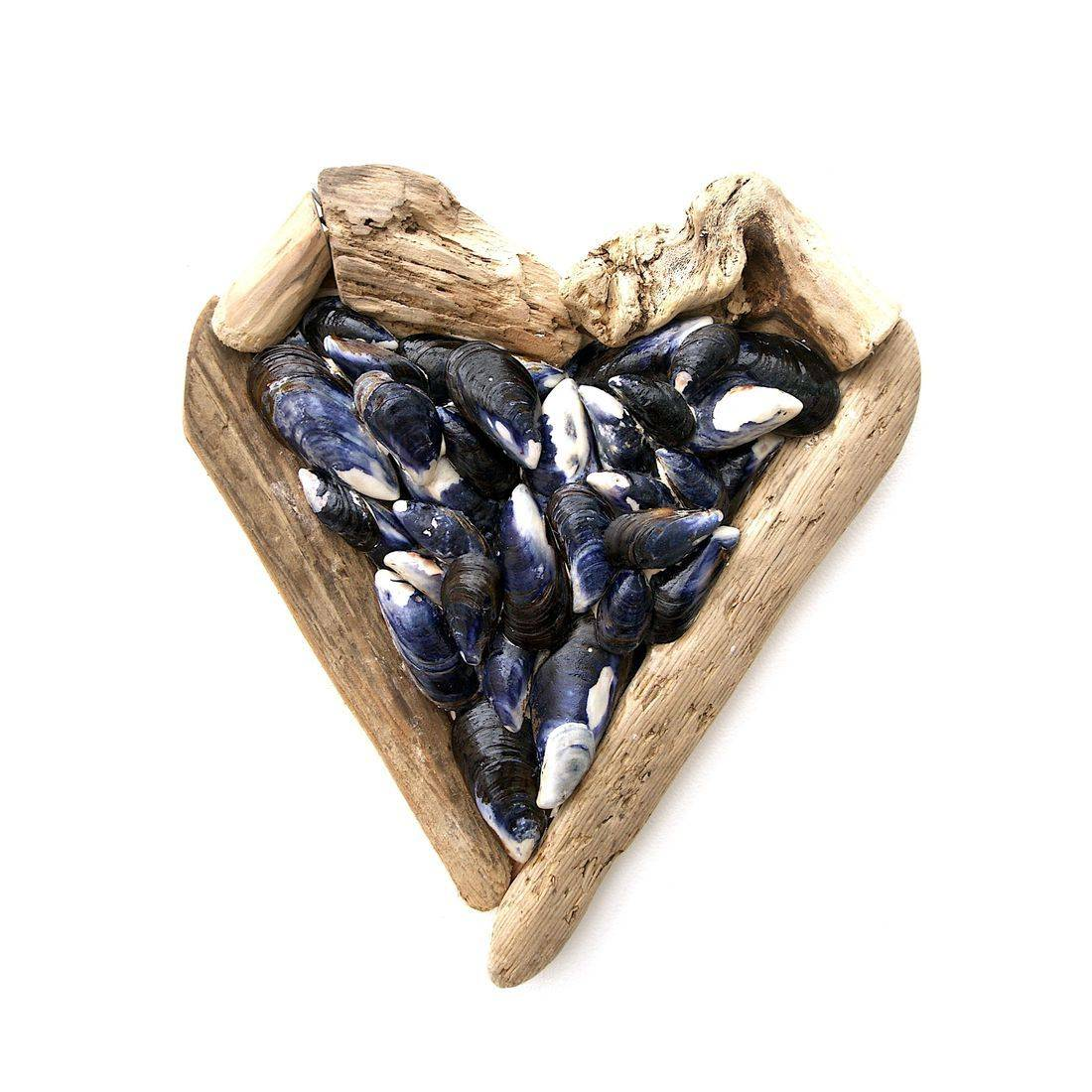 Driftwood Heart 2