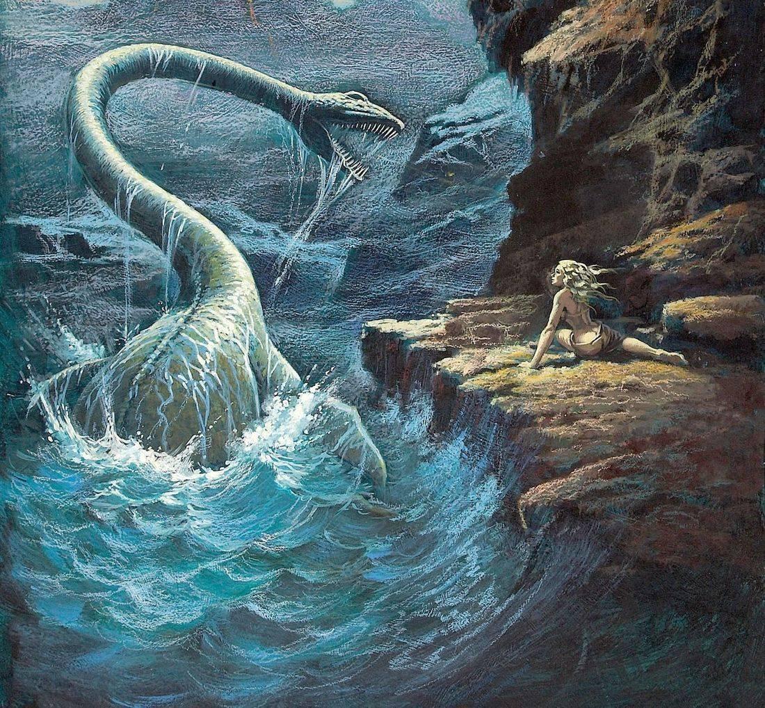 Sea Monster of Monterey Bay
