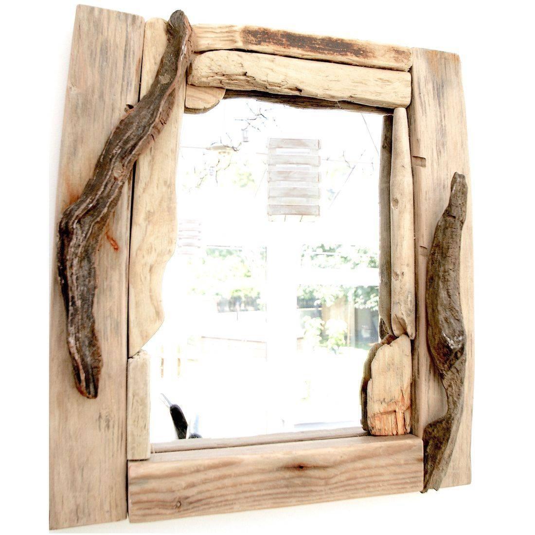 Driftwood Mirror 10