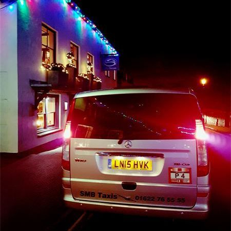 SMB Maidstone Taxis 01622 765555