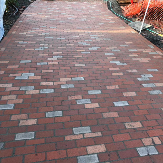 brick, pavers, paver driveways, driveway