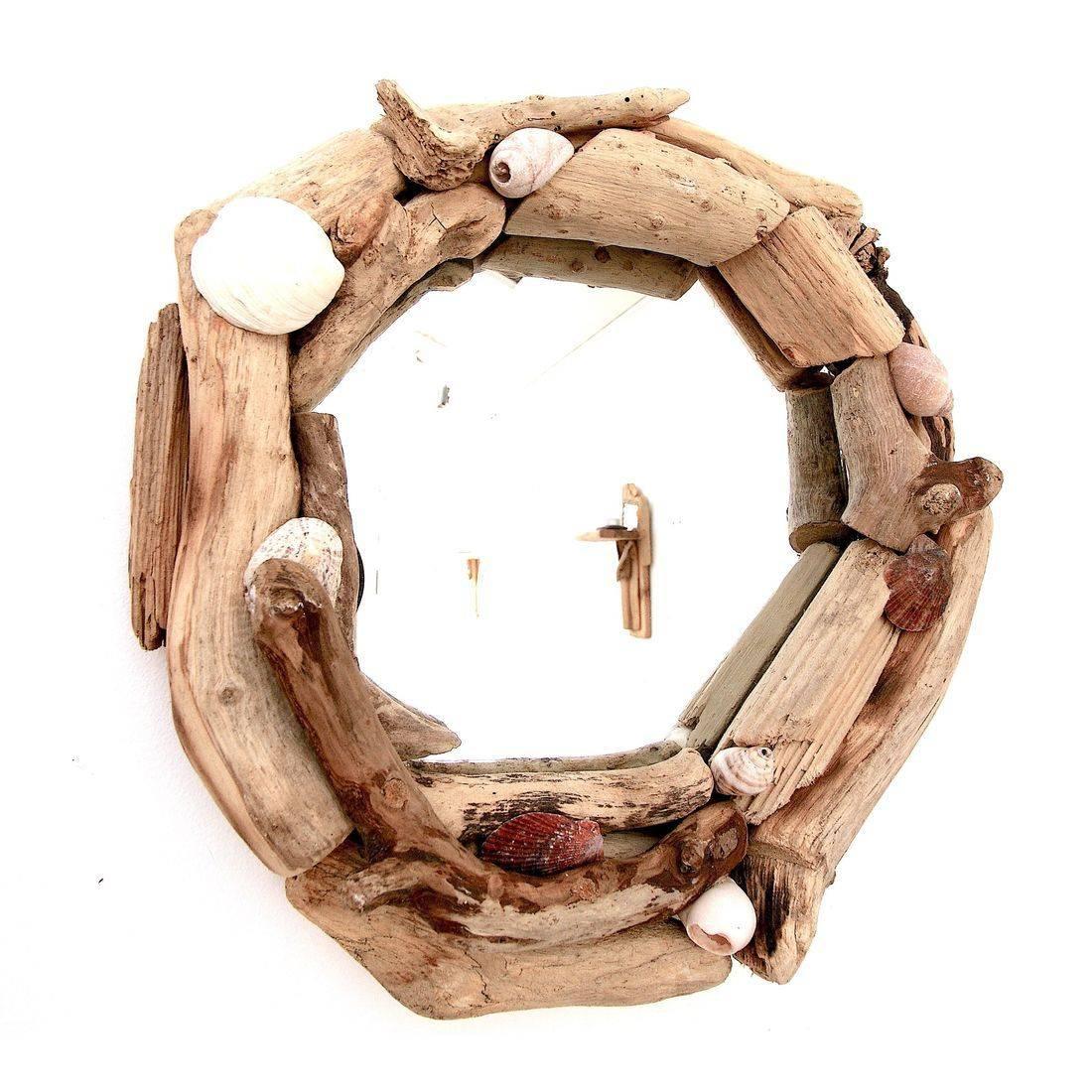 Driftwood Mirror 5