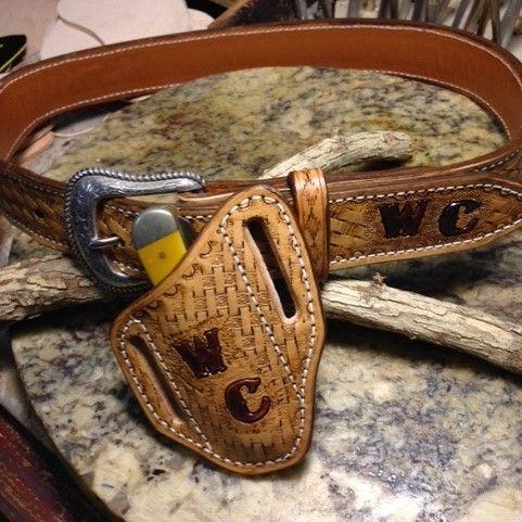 custom tooled , monogrammed belts ,  custom belts , tooled belts , western belts , classic belts
