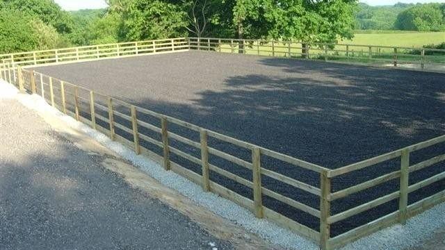 Equestrian Menage Construction & Repair