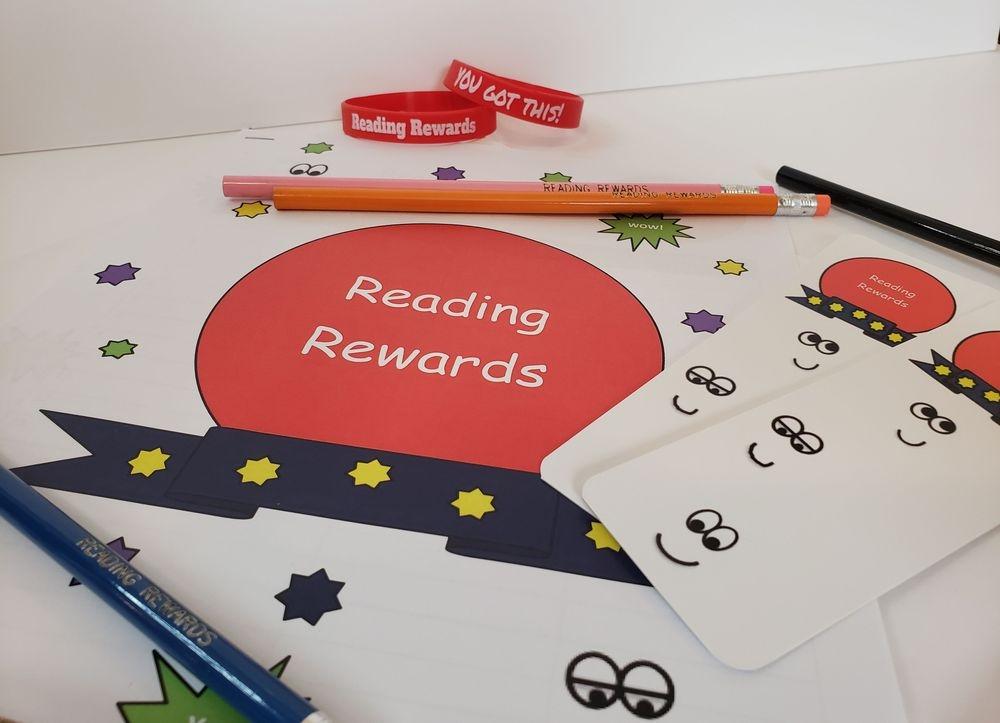#ReadingRewards, TracieChoates