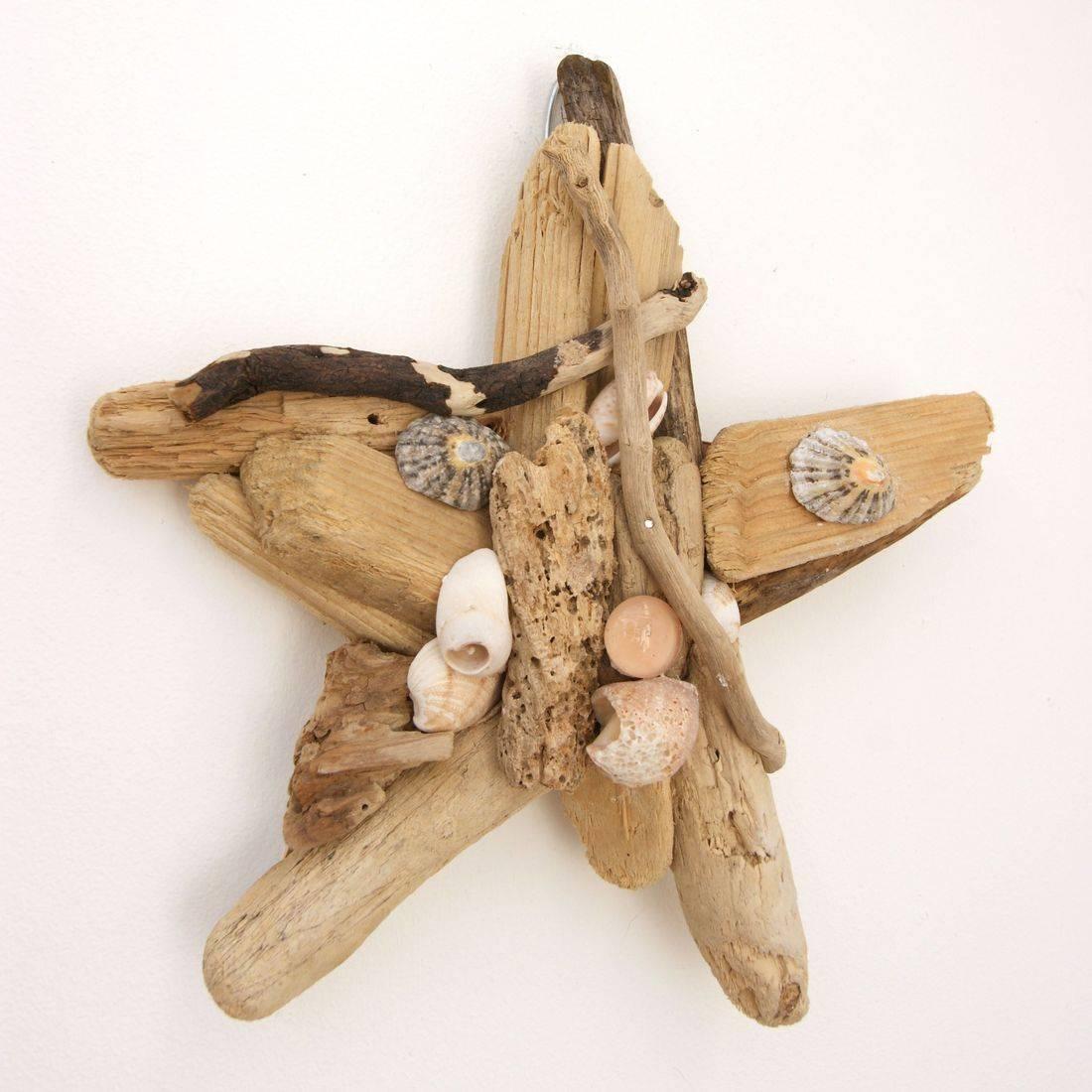 Driftwood Starfish 11