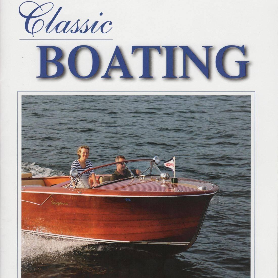 classic boating 22 shepherd bergersen