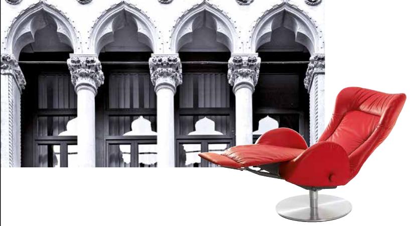 Poltrona relax modello Mantova