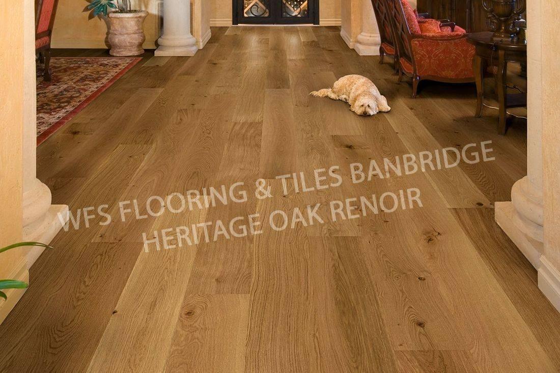 Heritage Oak Renoir