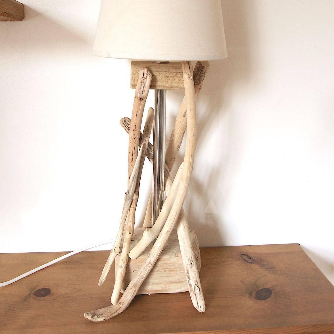Driftwood Lamp 17