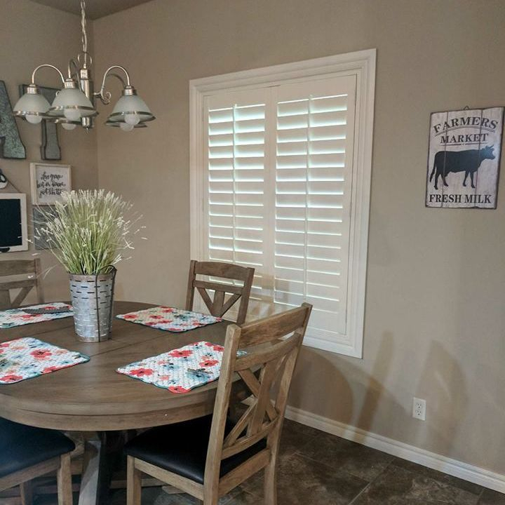 wood shutters in el reno