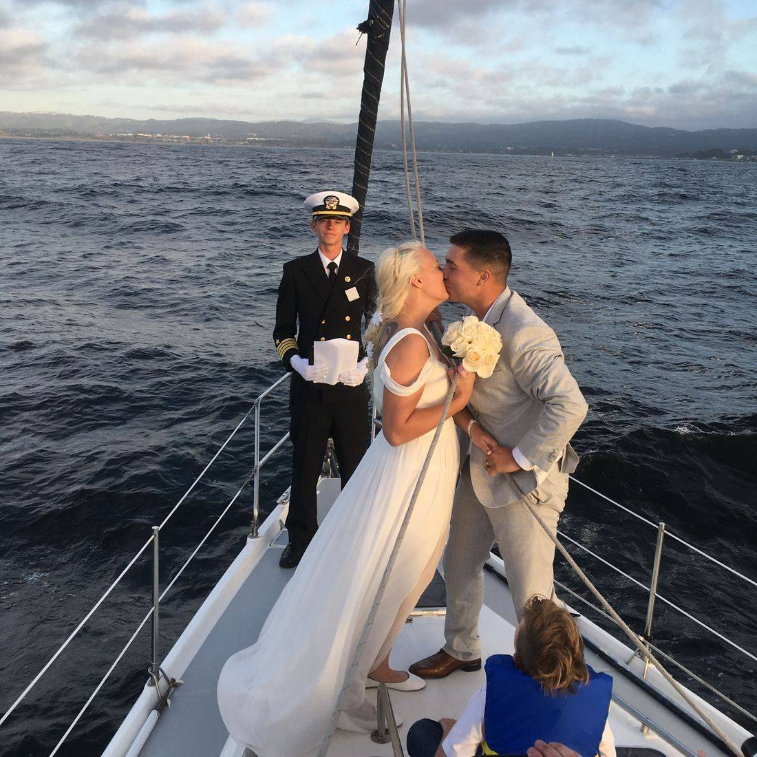 Wedding Cruises, Monterey, CA