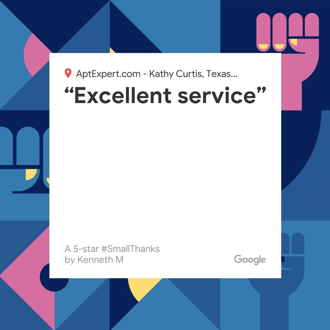 image with text from Google My Business Reviews