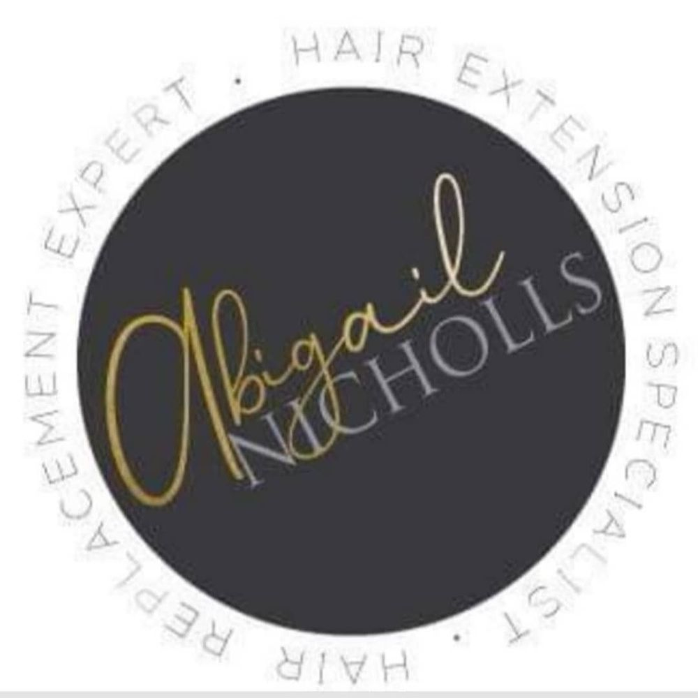 Abigail Nicholls Round Badge Logo