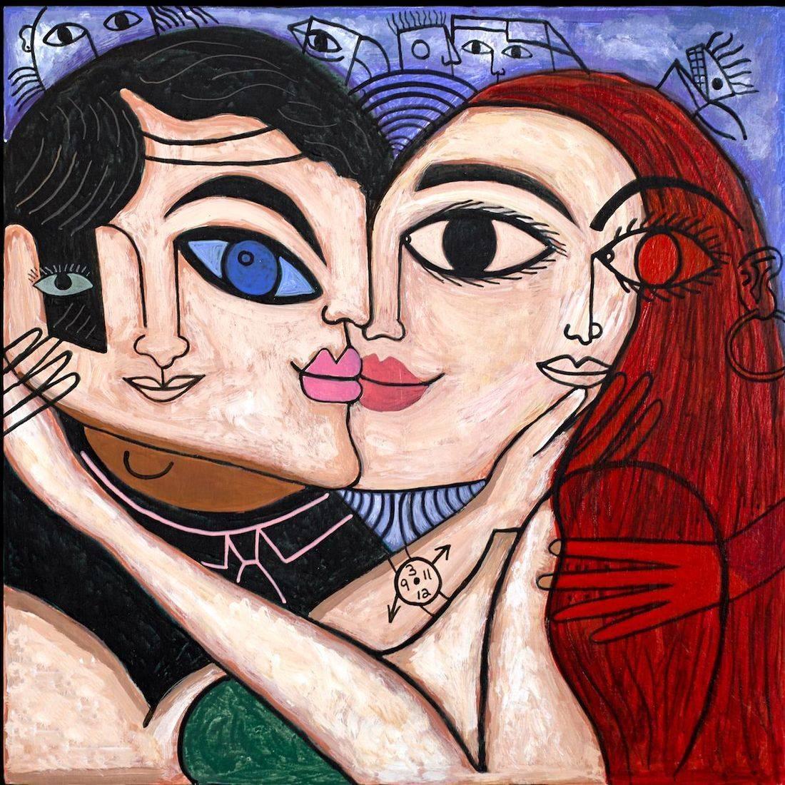 Kiss, Love, Romance, Passion