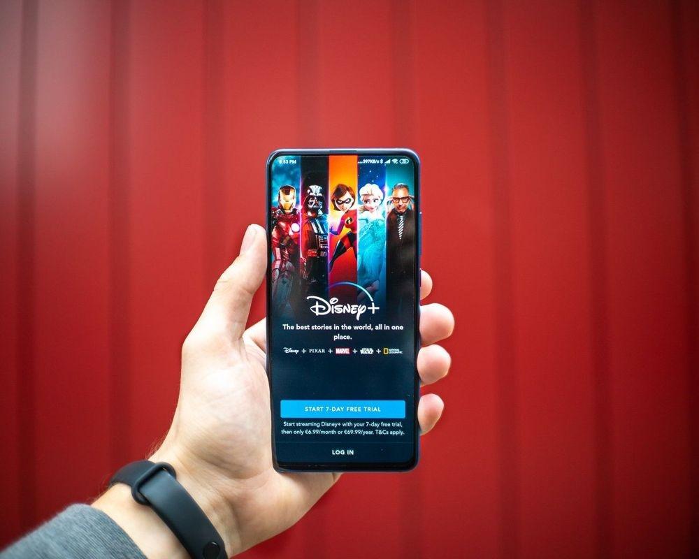 Disney, Amazon & Netflix streaming services for 2021