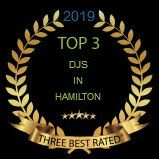 Top 3 DJs in Hamilton