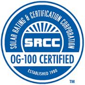 Producto solar srcc og-100