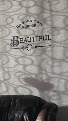 Beautiful Heart, wall