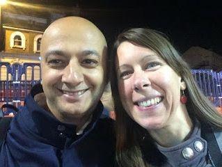 Sanjay Joshi & Natalie Ford
