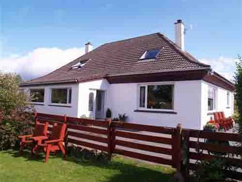 Driftwood bed and breakfast Isle o f Skye accommodation
