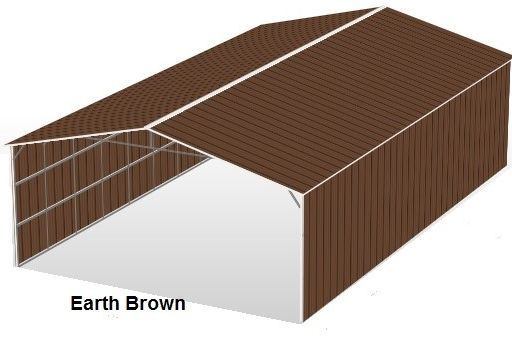 Earth Brown Structure