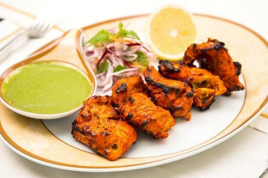 This is arista's Chicken Tikka