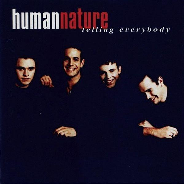 Human Nature album art work