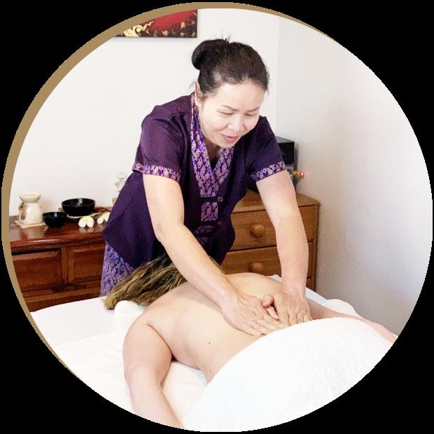 Head, Neck, Back & Shoulder Massage Blenheim